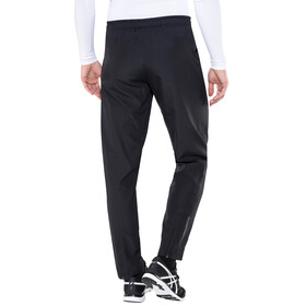 asics Woven - Pantalon running Homme - noir
